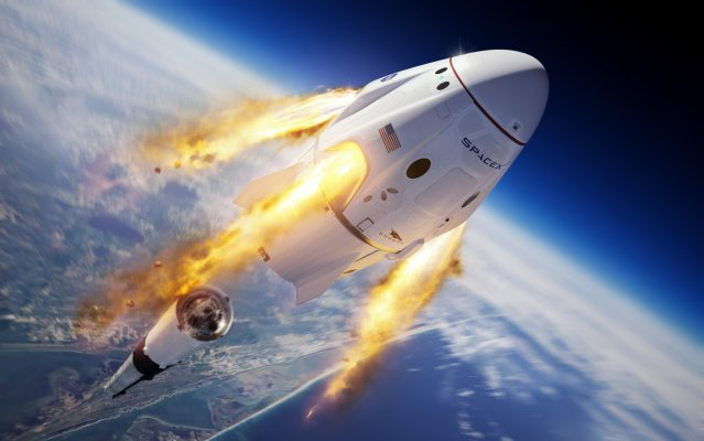SpaceX's Crew Dragon astronaut spacecraft has a key launch Saturday — here's what's going down – TechCrunch
