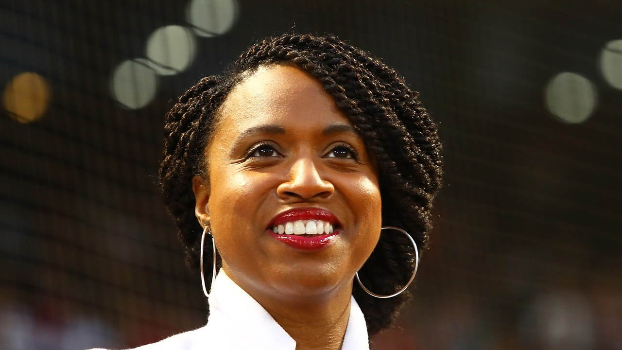 Rep. Ayanna Pressley Speaks Out About Her Alopecia