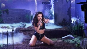 """Watch Charli XCX Crawl Out of a Grave for """"Good Ones"""" Performance on Fallon"""